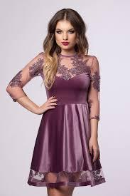 rochii de bal rochie elisabeth lila