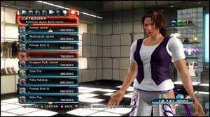 tekken tag tournament 2 a look at christie u0027s purchasable