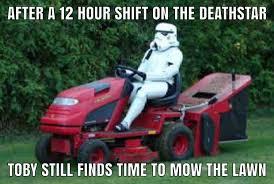 Lawn Mower Meme - lawn memes page 11 the lawn forum