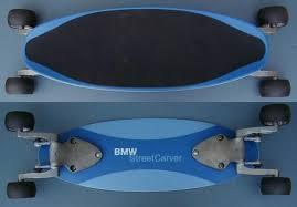 bmw longboard bmw streetcarver longboards kick scooter bmw