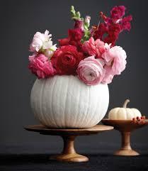 halloween floral centerpieces pumpkin floral arrangements