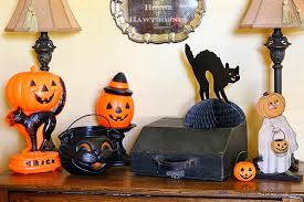 Halloween Party Decorations Vintage Halloween Party Decor House Of Hawthornes