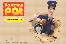 postman pat jess cat visit railway audley