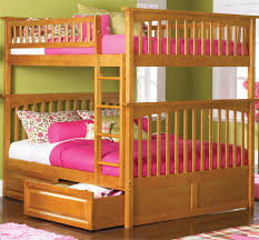 Bunk Beds For 4 Columbia Bunk Bed Offers Funful Room For Your To
