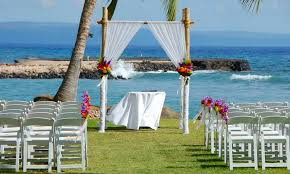 wedding arches bamboo canopies furniture rental island rents