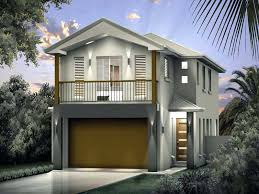 small house plans for narrow lots modern narrow house plans wonderful design modern house for small