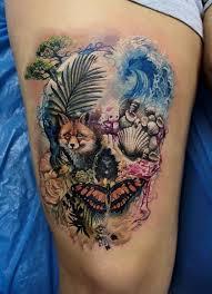 de tatuajes de rosas más de 25 ideas increíbles sobre tatuajes de rosa de calavera en