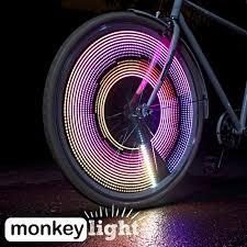 Monkey Bike Lights Monkeylectric M232 32 Led Bicycle Wheel Light The Bike Rack Of