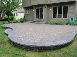 Concrete Patio Bricks Best 25 Raised Patio Ideas On Pinterest Patio Wall Wood