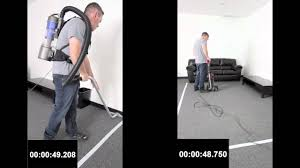 Backpack Vaccums Bagless Backpack Vacuum Vs Standard Upright Which Is Faster