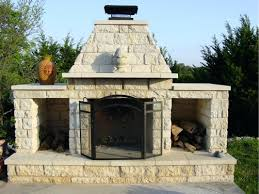 beautiful outdoor fireplaces suzannawinter com