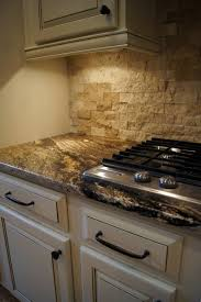 pictures of backsplashes in kitchens amusing 10 faux backsplash kitchen inspiration of kitchen