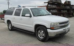 2002 chevrolet suburban 1500 lt suv item f8810 sold sep