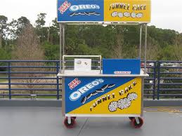 funnel cake u0026 fried oreos cart