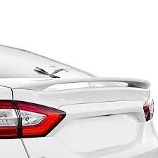 2013 ford fusion spoiler ford fusion 2013 2018 factory style rear spoiler