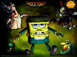 spongebob halloween wallpaper tianyihengfeng free download high