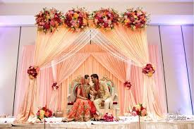 marriage decoration indian wedding decoration ideas with indian marriage stage