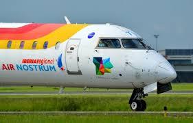 air nostrum empleo tripulantes cabina valencia