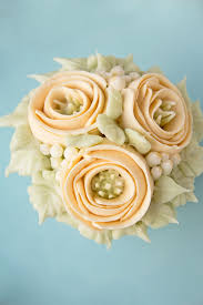 how to make buttercream ribbon roses with video the bearfoot baker