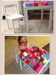my first mega bloks table there s nothing better than a mega bloks table my youngest