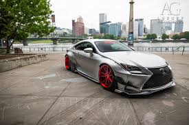 lexus rc rocket bunny ag luxury wheels lexus rc350 f sport forged wheels