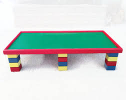 Activity Table For Kids Large Activity Table For Kids Lego Table 20x30x10