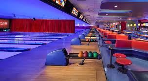 bowling alley arcade in bethesda bowlmor