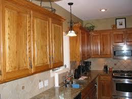 kitchen restaining oak cabinets easy cabinet refinishing