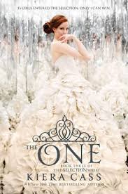 the one the selection 3 by kiera cass