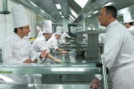 cuisine comme un chef review le chef serves up confection kpbs