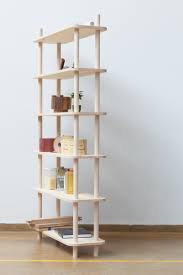 ts1 is a modular shelving system put together relying on threaded