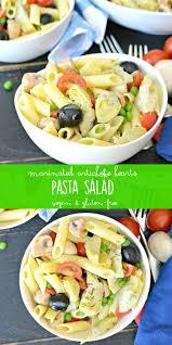 What Is Pasta Salad Marinated Artichoke Hearts Pasta Salad Veggies Save The Day
