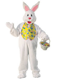 hopping bunny hopping rabbit costume for adults x large