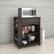 Kitchen Island Microwave Cart Top 25 Best Microwave Cart Ideas On Pinterest Coffee Bar Ideas