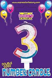 number birthday candles birthday cake number candles 3 birthday cake number