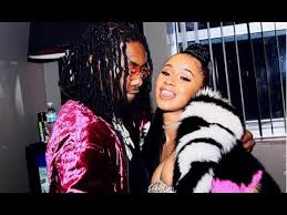 Award Winning B by Cardi B Ready To Give Offset Some Neck After Winning Bet Award