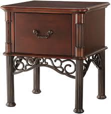 iron nightstand ebay