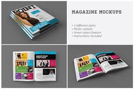 redefine your magazine design with the best 20 magazine mockup