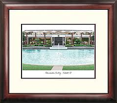 ucf diploma frame of central florida college graduate home office diplomate