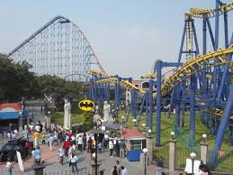 Abandoned 6 Flags Six Flags Mexico By Coolvamp007 On Deviantart