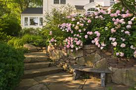 Rock Garden Landscaping Ideas by Natural Stone Garden Wall Rock Garden Design Tips 15 Rocks Garden