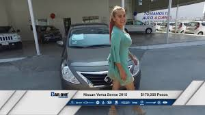 nissan versa 2015 youtube nissan versa sense 2015 grafito 170 000 car one seminuevos
