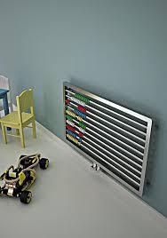 radiateur pour chambre abako radiateur design inox pour chambre d enfant p1930