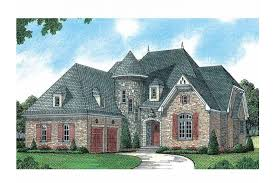 chateauesque house plans living space hwbdo11198 chateauesque from