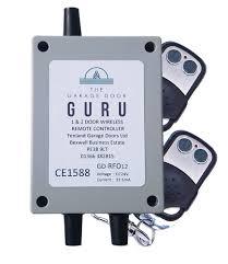 moore o matic garage door opener universal remote control kit for all makes of garage door parts