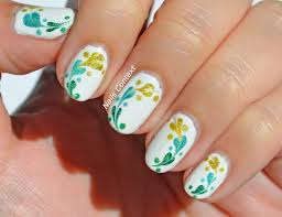 nails context holo hearts drag marble