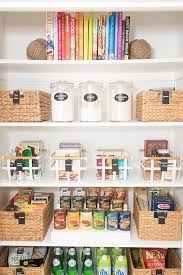 organizing kitchen pantry ideas best 25 organized pantry ideas on pantry storage