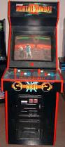 Front Door Video Monitor by Pinball Medic Mortal Kombat Ii Mk Ii Video Game For Sale