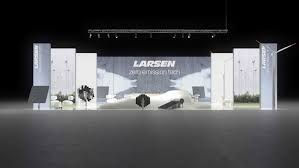 lexus forum dortmund backlit trade wall energy fair dresden pixlip exhibition