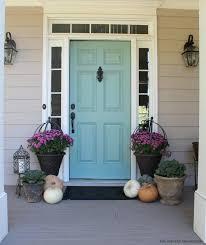 Painting Exterior Doors Ideas Door Color Ideas 10 Pretty Blue Doors Behr Doors And Front Doors